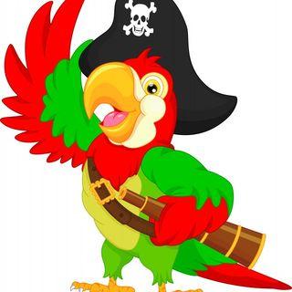 El perico que quería un pirata -Español