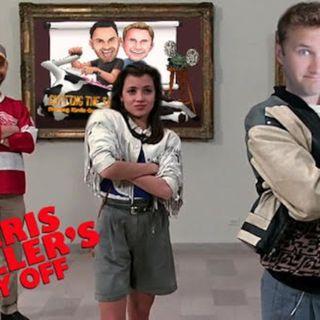 Episode 100: Michael Burns FLUNKS Ferris Bueller's Day Off Episode 100 GTSC podcast