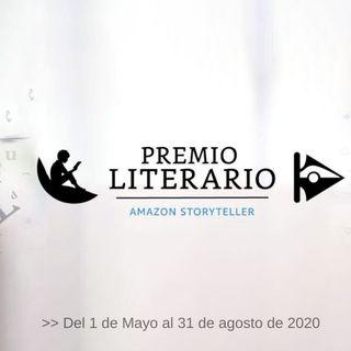 Premio Literario de Amazon Storyteller 2020