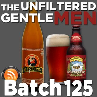 Batch125: Russian River's Blind Pig IPA & Sierra Nevada Celebration Fresh Hop IPA