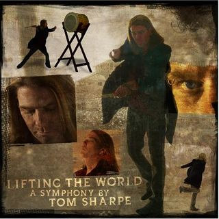 Tom Sharpe Is 'Lifting the World' With His New Music