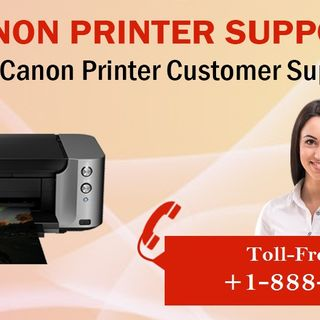 Canon Printer Support Phone Number