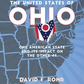Author David Rohr talks about his book on Ohio