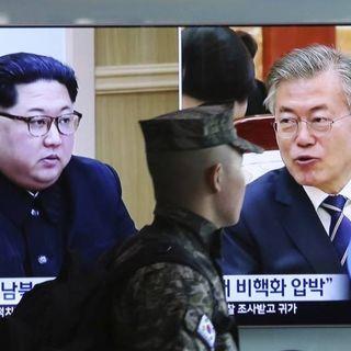 """Puntata #11 - 21 aprile 2018 - Il caso Weibo–Lgbt, mentre le due Coree parlano di """"pace definitiva"""""""