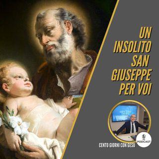 Un insolito San Giuseppe per voi