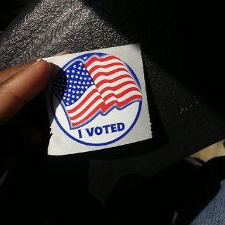 Go Vote !!!! Lets Make It Happen