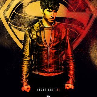 Cameron Cuffe From Krypton On SYFY