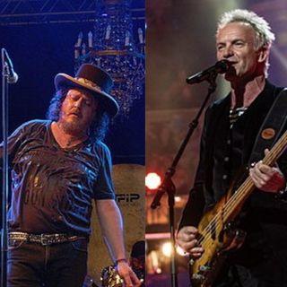 """Zucchero duetta con Sting nel brano inedito """"September"""""""