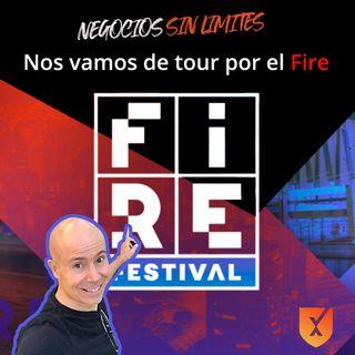 EP 13. Nos vamos de tour por el Fire
