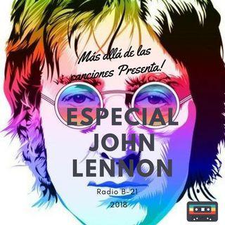 PODCAST#7: A John lennon le salió el tiro por la culata! |Más allá de las canciones| Santiago Pardo| El Desparche|