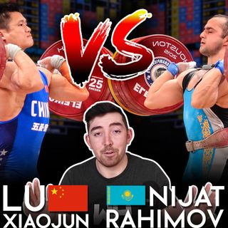 Rahimov Popped, Lu Xiaojun Potential 3 Golds | WL News