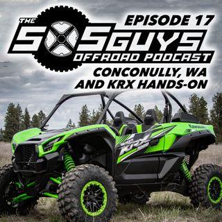 Episode 17: Kawasaki Teryx KRX 1000 Hands-On