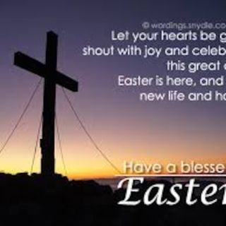Praise The Lord   Radio Action  4-12-2020  Easter Sunday