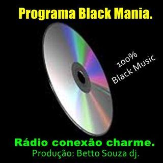 Programa Black Mania Radio conexao charme 04 03  2017