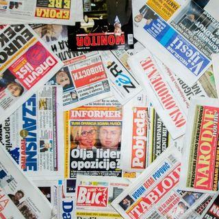 Approfondimenti - 3 maggio, la Libertà di Stampa nei Balcani ed Est Europeo