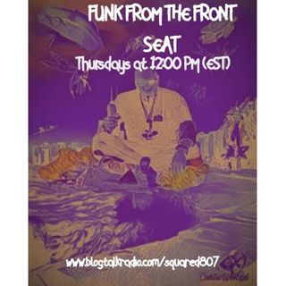 Funk from the Front Seat - Replay from 25 July 2020