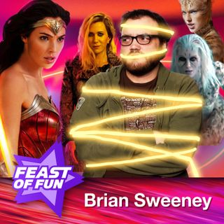 FOF #2927 - WTF Happened to Wonder Woman's WW84?