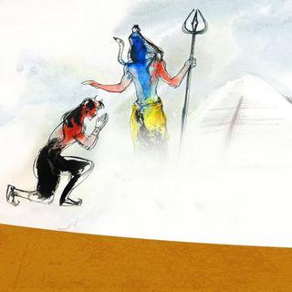 Bhasmasura & Shiva