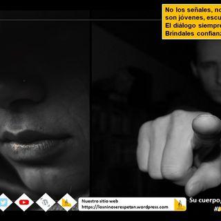 #LosNiñosSeRespetan - No los señales
