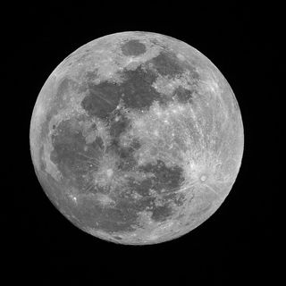 Letture dalla Luna