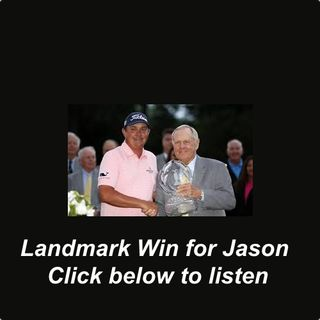 Landmark win for Dufner