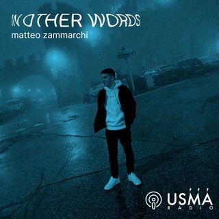 In other words - Matteo Zammarchi