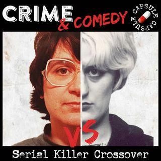 I migliori Crossover tra Serial Killer - C&C Capsule - 03