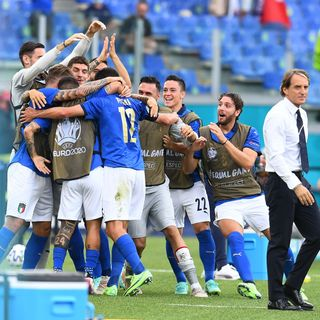 Previewing Italy-Austria EURO 2020 Round of 16 with NapoliSansone - Episode 107