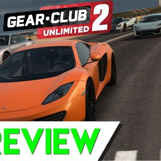 Racing game with a story??? Gear Club Unlimited 2 Switch Review