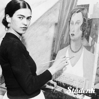 Biografie - Frida Kahlo