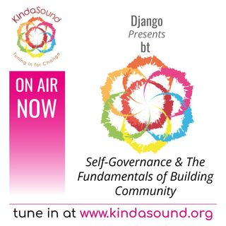 Common Law and Self-Governance in South Africa | KindaCreative with Django & Special Guest bt