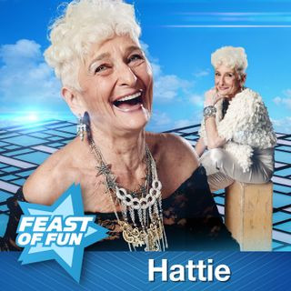 FOF #2853 - The Adventures of Hattie, the Silver Sex Cougar