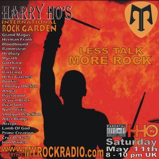 Harry Ho's intern. Rock Garden 11.05.2019