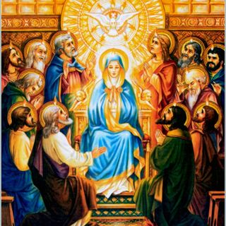 Saints' Consecration to Mary