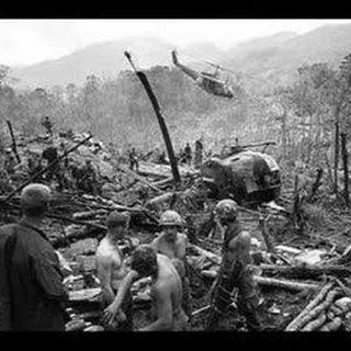 Ep 2 clip M16 & Vietnam war, 'Sten Gun' & WWII resistance