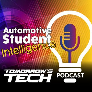 Automotive Student Intelligence with Tomorrow's Tech