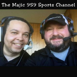 The Majic 959 Sports Channel