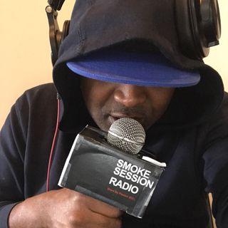 Episode 165 - Smoke Session Podcast V Day Mix Show Top 10 Records DJ SMOKE BLACK