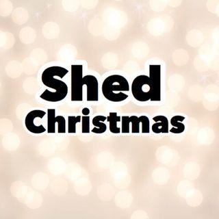Shed Christmas