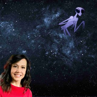 Are We REALLY Effectively Alone In The Universe? Anjali Disclosure Press Conference...