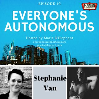 Episode 10: Stephanie Van