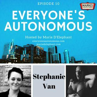 Episode 10: Stephanie Van