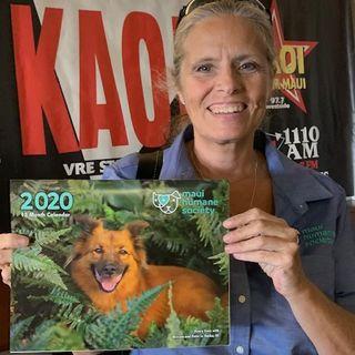 Nancy Willis, Maui Humane Society update