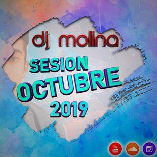 1 PISTA Sesion Octubre 2019 DJ MOLINA ( REGGAETON MIX 2019 ) ( COMPLETA HQ )
