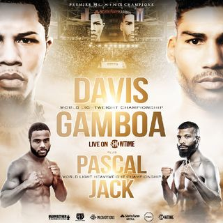 Preview Of The PBCon Showtime Card Headlined By Gervonta'Tank'Davis-Yori Gamboa For The World Lightweight Title+Light-Heavyweight Titlefight