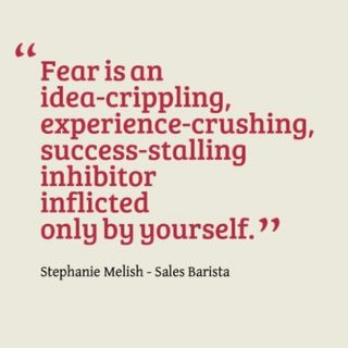 Dealing with FEAR. Ep. 463