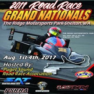 Live from the Ridge Motorsports Park IKF Grands show