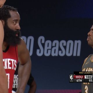 Is James Harden The Problem To The Houston Rockets Solution