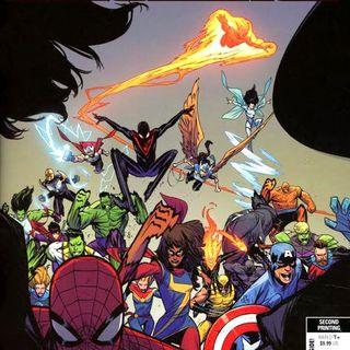 Marvels Incoming #1 (Spoiler Free)