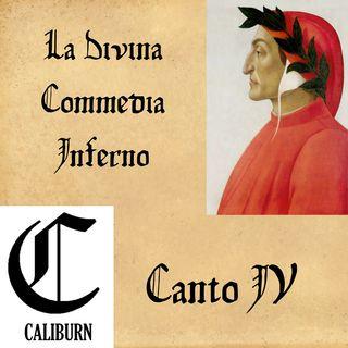 Inferno - canto IV - Lettura e commento
